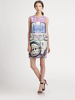 Mary Katrantzou for Current/Elliott - The Apollo Dress