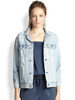 AG Adriano Goldschmied - Nancy Denim Jacket