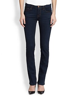 J Brand - 814 Mid-Rise Cigarette Jeans