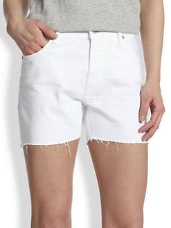 MiH Jeans - Phoebe Cut-Off Denim Shorts