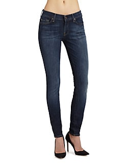 7 For All Mankind - The Skinny Nouveau New York Jeans