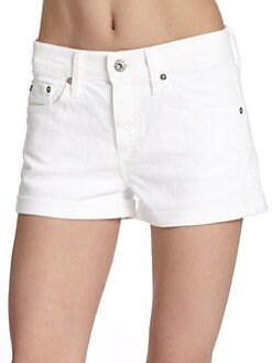 AG Adriano Goldschmied - The Pixie Shorts
