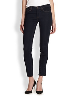 AG Adriano Goldschmied - Prima Mid-Rise Cigarette Jeans