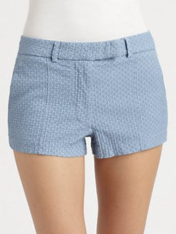 Genetic Denim - The Sophie Textured Shorts