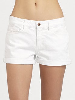Joe's - Rolled Denim Shorts