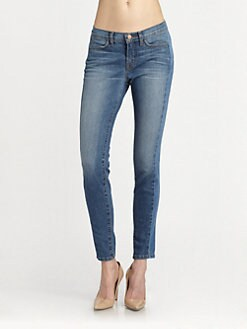 J Brand - Chrissy Skinny Jeans