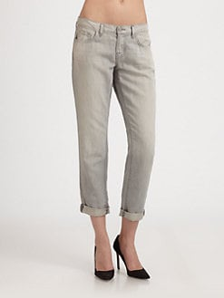 J Brand - Aidan Boyfriend Jeans