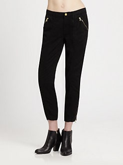 7 For All Mankind - Zip Fashion Chino Pants