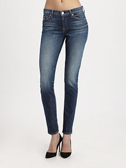 7 For All Mankind - The Skinny Squiggle Jeans