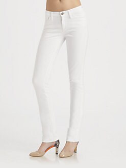 Goldsign - Misfit Slim-Leg Jeans