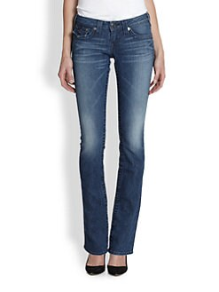 True Religion - Billy Straight-Leg Jeans