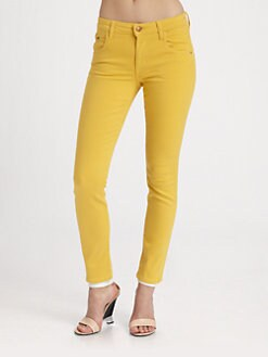 Joe's - High-Rise Skinny Ankle Jeans