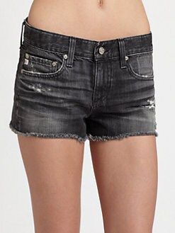 AG Adriano Goldschmied - The Bonnie Cut-Off Shorts