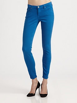 AG Adriano Goldschmied - The Legging Ankle Super Skinny Jeans