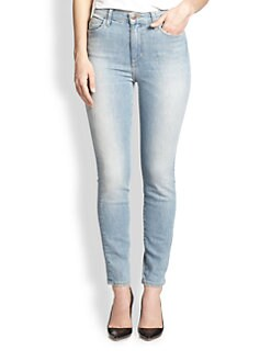 Joe's - High-Waist Skinny Ankle Jeans