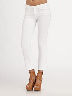 J Brand - 926 Cropped Skinny Ankle Jeans