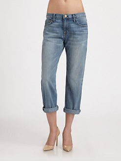 Current/Elliott - The Boyfriend Jeans/Carriage
