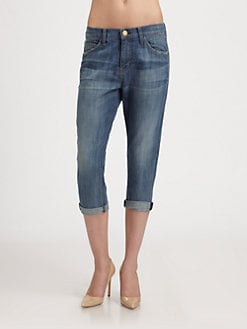 Current/Elliott - The Skinny Boyfriend Jeans/Treasure