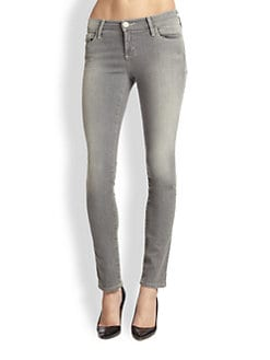 True Religion - Halle High Rise Skinny