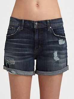 Joe's - Geri Slouchy Denim Shorts