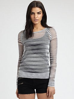 rag & bone/JEAN - Allgauer Mesh Sweater