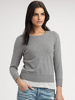 rag & bone/JEAN - Casey Cotton Sweater