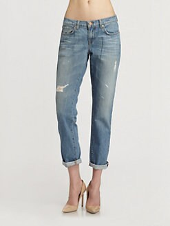 J Brand - Slouchy Boy Jeans