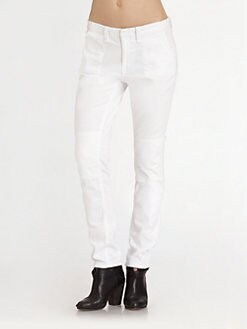 rag & bone/JEAN - Bowery Skinny Chino Pants