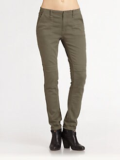 rag & bone/JEAN - Bowery Skinny-Fit Chino Pants