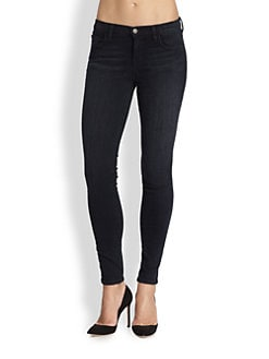 J Brand - Photo Ready 811 Mid-Rise Skinny Jeans