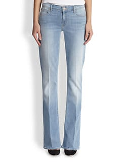 MOTHER - Runway Skinny Bootcut Jeans