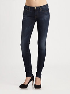 7 For All Mankind - Gwenevere Skinny Jeans