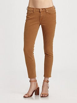 7 For All Mankind - Roxanne Flood Jeans