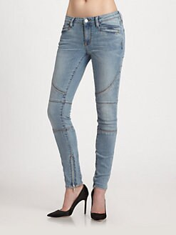 Genetic Denim - Aliya Mid-Rise Skinny Jeans