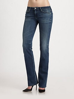 AG Adriano Goldschmied - The Olivia Skinny Bootcut Jeans/14 Year Teen Spirit