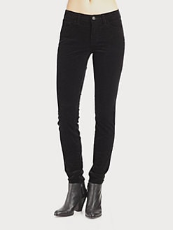 J Brand - Corduroy Skinny Jeans