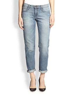 Joe's - Riya Relaxed-Fit Ankle Jeans