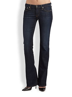AG Adriano Goldschmied - The Angel Curvy Bootcut Jeans