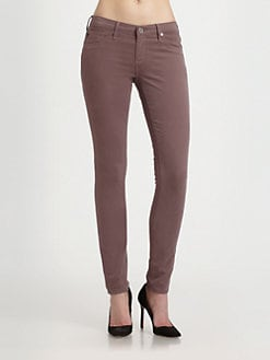AG Adriano Goldschmied - The Legging Skinny Jeans/Dusty Heather