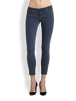AG Adriano Goldschmied - The Legging Ankle Skinny Jeans/Sulfur Calm Blue