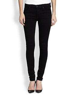 Hudson - Nico Mid-Rise Skinny Jeans