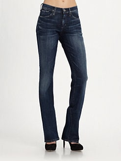 Goldsign - Nikki Quinn Bootcut Jeans