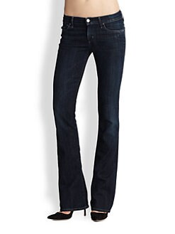 Citizens of Humanity - Emannuelle Slim Bootcut Jeans