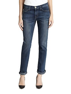 Current/Elliott - The Fling Slim Boyfriend Jeans