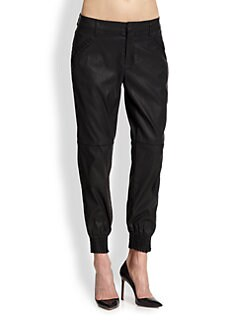 7 For All Mankind - Coated Track Pants
