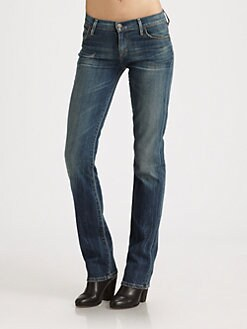Citizens of Humanity - Slash Ava Straight-Leg Jeans