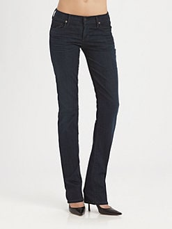 Citizens of Humanity - Ava Honor Straight-Leg Jeans