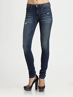 Joe's - Gerri Distressed Skinny Jeans