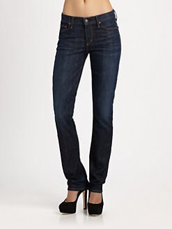 Citizens of Humanity - Pacific Ocean Straight-Leg Jeans