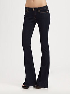 7 For All Mankind - Jiselle Flare Jeans
